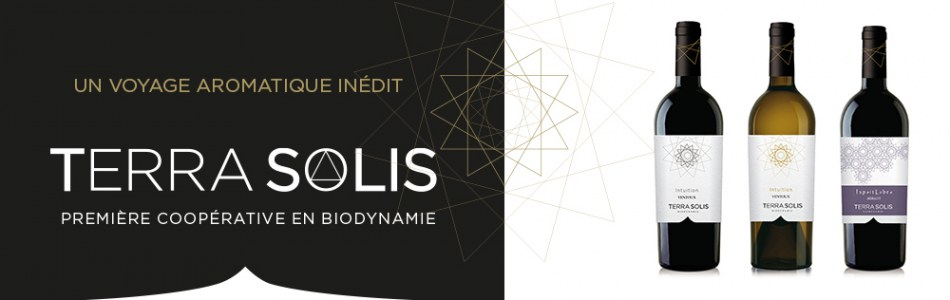 Gamme Terra Solis, vins biodynamiques