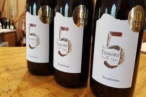 Les 5 Terroirs 2016 - Vieilles Vignes