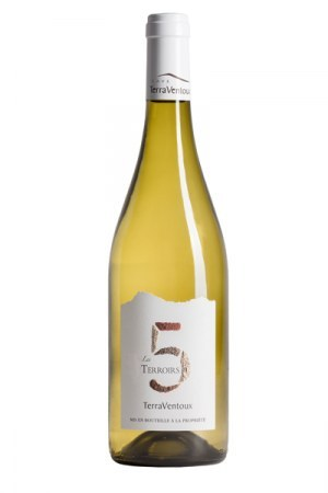 Les 5 Terroirs White Wine 2019