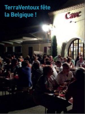 TerraVentoux fête la Belgique !