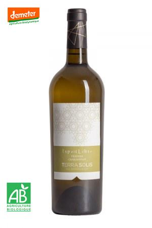 Esprit Libre IGP Méditerranée White Wine 2018