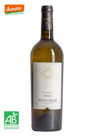 Intuition AOP Ventoux Terra Solis White Wine 2019