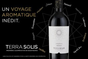 Intuition AOP Ventoux Terra Solis Red Wine